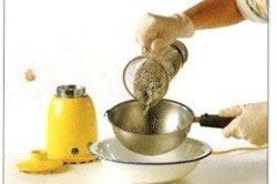 Этапы изготовления материала для папье-маше
