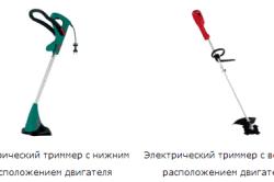 Электрические триммеры