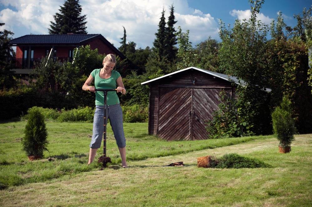 Садовый бур, применяемый для бурения почвы, становиться все более востребованным на приусадебном участке.