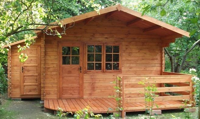 Как построить небольшой домик на участке своими руками фото 239