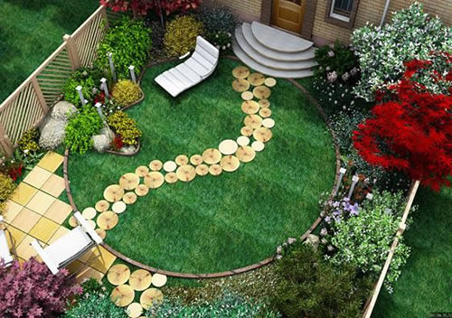 С помощью ландшафтного дизайна можно преобразить свой участок до неузнаваемости, а также сделать его неповторимо красивым.