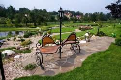 Малые архитектурные формы - скамейка