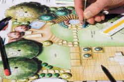Разработка плана ландшафтного дизайна участка