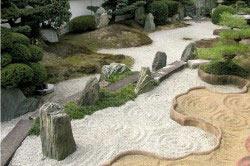 Оформление участка в японском стиле