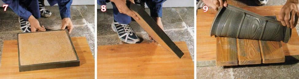 Как дома сделать форму для плитки