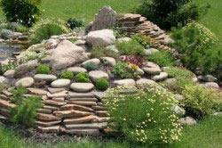 Каменные валуны