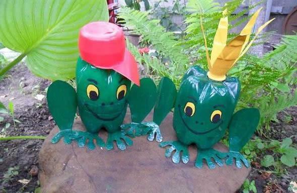 Лягушки для сада и огорода своими руками - Pacenote.Ru