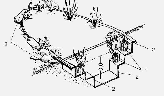 Как сделать пруд на даче своими руками: инструкция