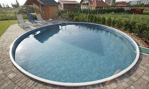 Выбор места для строительства бассейна