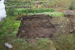Выбор грунта для строительства бассейна