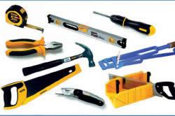 Инструменты для работы по дереву