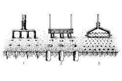 Приспособления для аэрации почвы